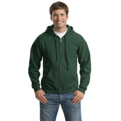 Gildan Heavy Blend Full-Zip Hooded Sweatshirt for Men
