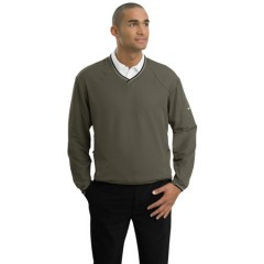 Nike Golf V-Neck Wind Shirt for Men
