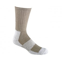 Khaki - Fox River Wick Dry Euro Cool Max Hiking Socks