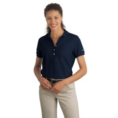 Nike Golf Pique Knit Polo for Women