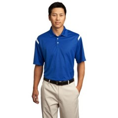 Nike Golf Dri-FIT Shoulder Stripe Polo for Men