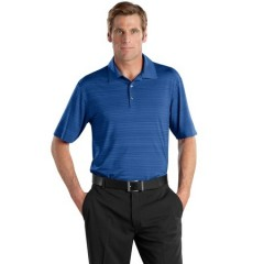Nike Golf Elite Series Dri-FIT Heather Fine Line Bonded Polo for Men