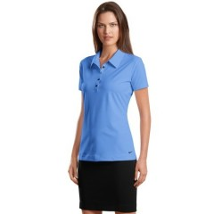 Nike Golf Elite Series Dri-FIT Ottoman Bonded Polo for Women
