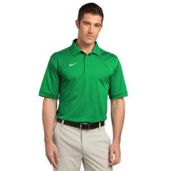 Nike Golf Dri-FIT Sport Swoosh Pique Polo for Men