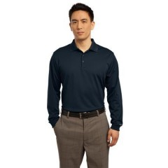 Nike Golf Long Sleeve Dri-FIT Stretch Tech Polo for Men
