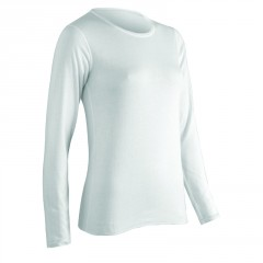 Coldpruf Merino Wool Blend Long Johns Top for Women