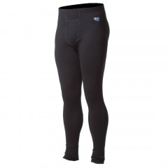 100% Pure Merino Wool Expedition-Weight Long Underwear Bottom for Men