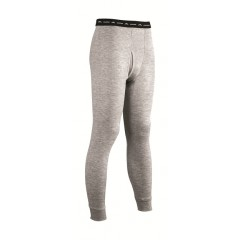 Coldpruf Performance Merino Wool Blend Ski Thermal Bottom for Men
