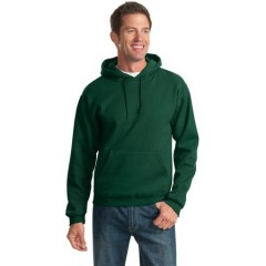 Jerzees NuBlend Pullover Hooded Sweatshirt for Men