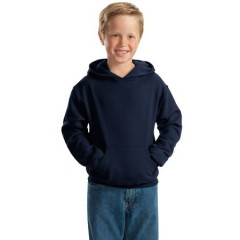 Jerzees NuBlend Pullover Hooded Sweatshirt for Youth