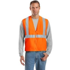 CornerStone ANSI Class 2 Safety Vest for Men