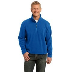 Port Authority Value Fleece 1/4-Zip Pullover for Men