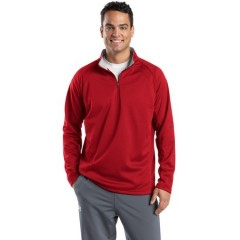 Sport-Tek Sport-Wick 1/4-Zip Fleece Pullover for Men