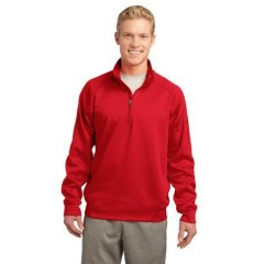 Sport-Tek Tech Fleece 1/4-Zip Pullover for Men