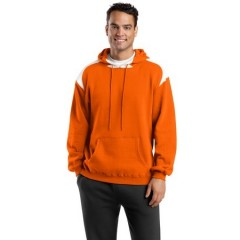 Sport-Tek Pullover Hooded Sweatshirt with Contrast Color for Men