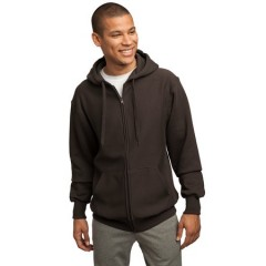 Sport-Tek Super Heavyweight Full-Zip Hooded Sweatshirt for Men