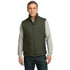 Port Authority Puffy Vest for Men