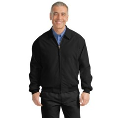 Port Authority Casual Microfiber Jacket for Men