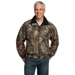 Port Authority Mossy Oak Challenger Jacket for Men
