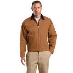 CornerStone Duck Cloth Work Jacket for Men
