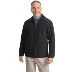 Port Authority Signature Metropolitan Soft Shell Jacket for Men