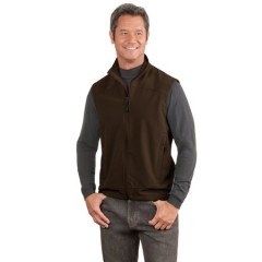 Port Authority Glacier Soft Shell Vest for Men
