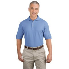 Port Authority 100% Pima Cotton Polo for Men