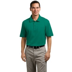 Port Authority Performance Waffle Mesh Polo for Men
