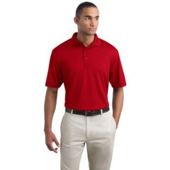 Port Authority Poly-Bamboo Blend Pique Polo for Men