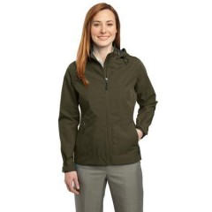 Port Authority Reliant Hooded Jacket for Women