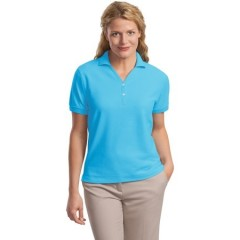 Port Authority 100% Pima Cotton Polo for Women