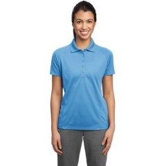 Sport-Tek Dri-Mesh Pro Polo for Women