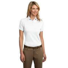 Port Authority Pima Select Polo with PimaCool Technology for Women