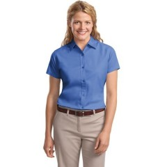 Port Authority Short Sleeve Easy Care Shirt for Women