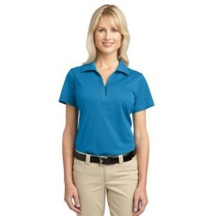 Port Authority Tech Pique Polo for Women
