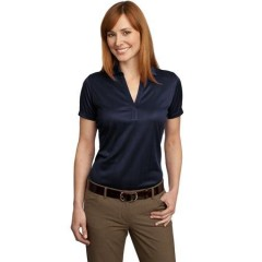 Port Authority Performance Fine Jacquard Polo for Women