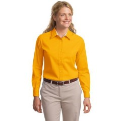 Port Authority Long Sleeve Easy Care Shirt for Women
