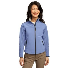 Port Authority Glacier Soft Shell Jacket for Women