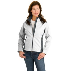 Port Authority Two-Tone Soft Shell Jacket for Women