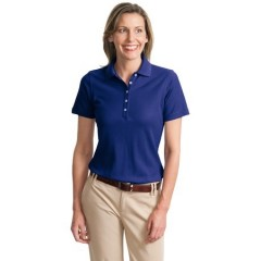 Port Authority EZCotton Pique Polo for Women