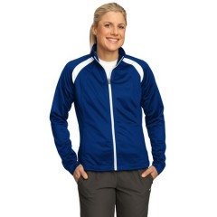 Sport-Tek Tricot Track Jacket for Women