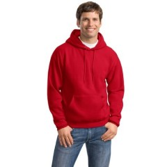 Hanes Comfortblend EcoSmart Pullover Hooded Sweatshirt for Men
