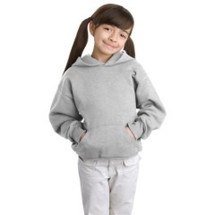 Hanes Comfortblend EcoSmart Pullover Hooded Sweatshirt for Youth