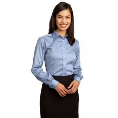 Red House Non-Iron Pinpoint Oxford for Women