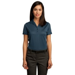 Red House Contrast Stitch Performance Pique Polo for Women