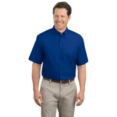 Port Authority Short Sleeve Easy Care Shirt for Men