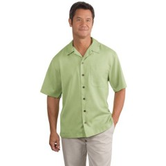 Port Authority Easy Care Camp Shirt for Men