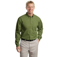 Port Authority Long Sleeve Easy Care Shirt for Men