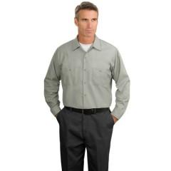 CornerStone Long Sleeve Industrial Work Shirt for Men
