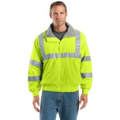 Port Authority Safety Challenger Jacket with Reflective Taping for Men